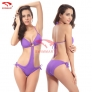 fashion connected young bikini swimwear