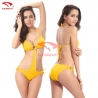 color 2fashion connected young bikini swimwear