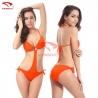 color 8fashion connected young bikini swimwear