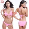 color 2simple cheap women red color bikini swimwear