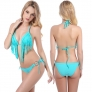 fashion design tassel bikini swimear