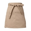 color 4simple haf length chef aprons household apron