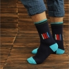 jacquard Korea cotton socks outdoor sport socks
