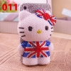 cute hello kitty Rhinestones  iphone 6 iphone 7 case