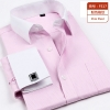 color 1fashion stripes print men shirt  uniform