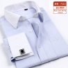 color 2fashion stripes print men shirt  uniform