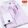 color 4fashion stripes print men shirt  uniform