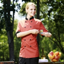 fashion restaurants baker jacket cook uniform