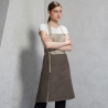 color 2great fashion long design halter restaurant coffee shop staff apron