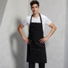long black halter apron2018 coffee shop clerk apron baker waiter apron unisex