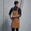 long khaki halter apron2018 coffee shop clerk apron baker waiter apron unisex