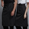 1/2 length restaurant bread shop baker  chef apron