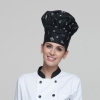 color 11unisex design fashion mushroom chef hat