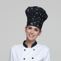 unisex design fashion mushroom chef hat