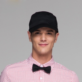 summer mesh breathable waiter hat cap staff hat