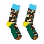 causl outdoor sport vogue pure cotton men's sock large size