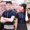 summer design  coffee shop bar pub waiter uniforms workwear