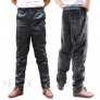 winter ultra thick 2.5cm fleece designed for motor car driver  pant trousers