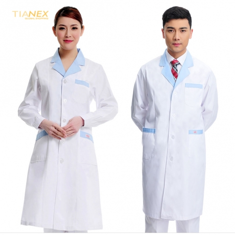 fashion design new doctor men and women nurse hospital workwear uniform