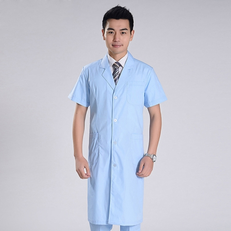 summer thin high quality hospital uniform doctor coat