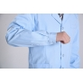 side open two piece nurse doctor suits (coat + pant)