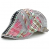 color 5casual personality patchwork outdoor hat cap