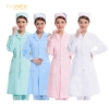 free shipping,solid color long sleeve autumn Nurse suit coat uniform