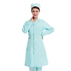 Light Greenfree shipping,solid color long sleeve autumn Nurse suit coat uniform