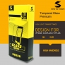 H9 high light transmittance  iphone 6 iphone 7 plus  screen protective film