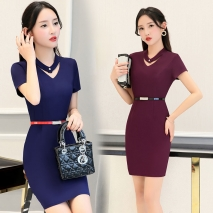 grace Korea business office lay work dress
