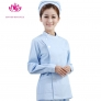 long sleeve right opening nurse ICU hospital uniform coat and pant