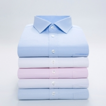 high quality office business men shirt uniform