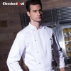 Europe style  handsome men chef coat chef jacket