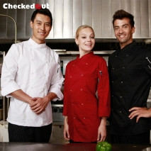 upgrade europe design chef jacket chef coat large size