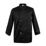 simple basic design double breasted chef jacket uniform workswear