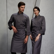 Germany design restaurant cake shop baker jacket chef coat uniform