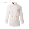 color 12Germany design restaurant cake shop baker jacket chef coat uniform