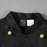 short sleeve summer candy clothing button chef uniform chef jacket