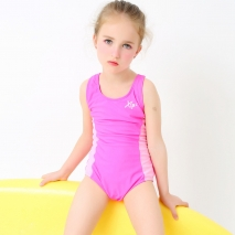 high quality children girl swimwear for swim spa water games