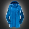 men bluefashion water proof Jacket outdoor jacket