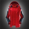 women redfashion water proof Jacket outdoor jacket