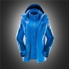 women bluefashion water proof Jacket outdoor jacket