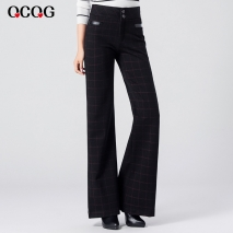 dark grey winter  office business work pant  trousers