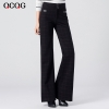 Blackdark grey winter  office business work pant  trousers