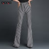 BlackEurope fashion young lady trousers flare pant