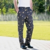 hot sale ice cream print chef pant chef trousers