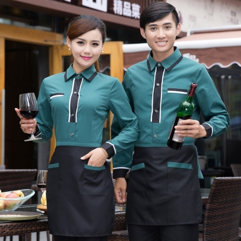 Image result for Restaurant uniforms