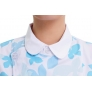summer Korea short sleeve floral print uniform for nurse