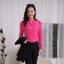 spring fashion design women shirt for work