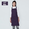 color 1fashion halter long coffee bar wait staff work apron